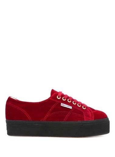Superga Lifestyle Ayakkabı Kırmızı